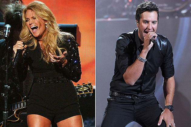 Carrie Underwood Luke Bryan