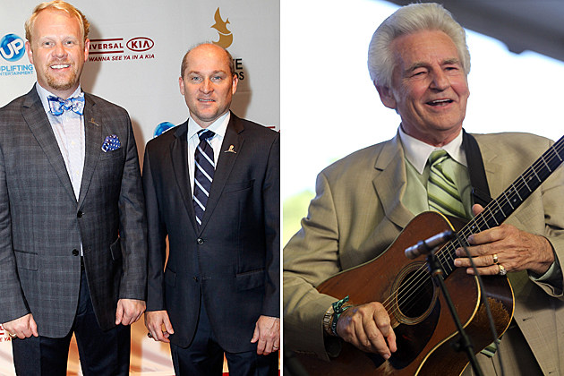 Dailey and Vincent Del McCoury