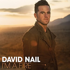 David Nail I'm a Fire Cover Art