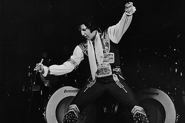 the life music career and influence of rock star elvis presley Elvis presley was the first real rock and roll star a white southerner who singing blues laced with country and country tinged with gospel, presley brought together music from both sides of the color line.