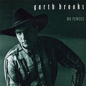 Garth Brooks No Fences Cover Art