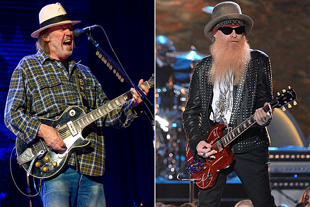 Neil Young Billy Gibbons