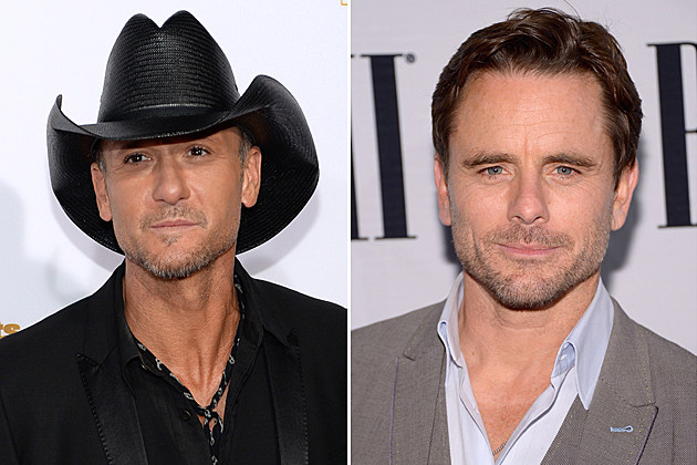 Tim McGraw Charles Esten