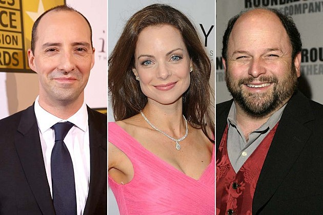Tony Hale, Jason Alexander, Kimberly Williams-Paisley
