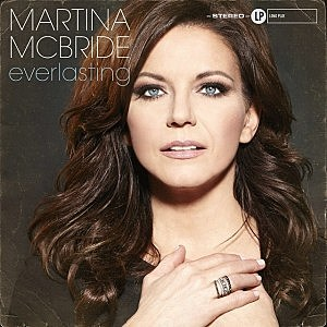 Martina McBride Everlasting Cover