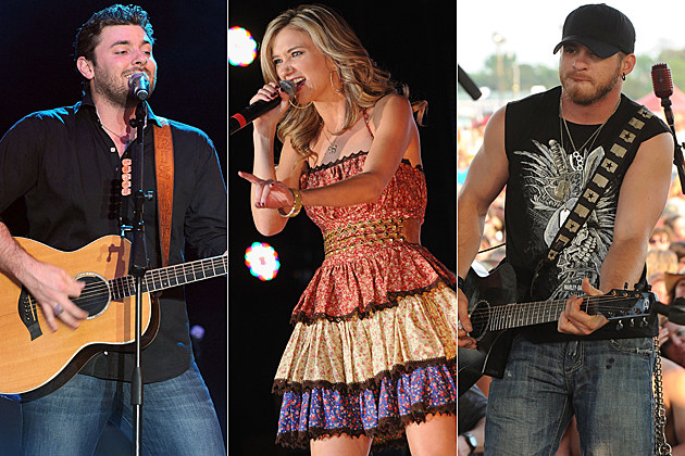 Chris Young Sarah Darling Brantley Gilbert
