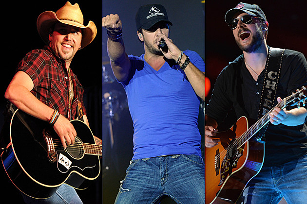 Jason Aldean Luke Bryan Eric Church