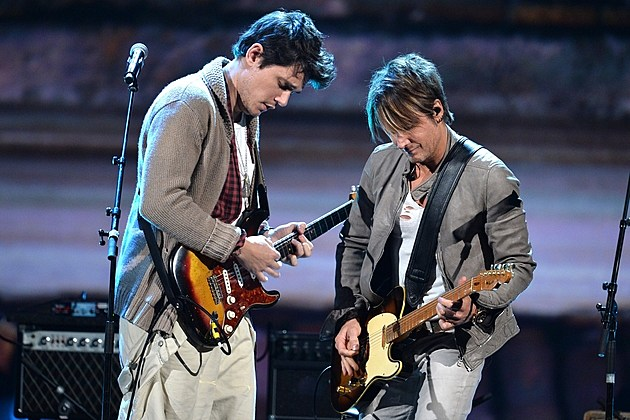 John Mayer Keith Urban