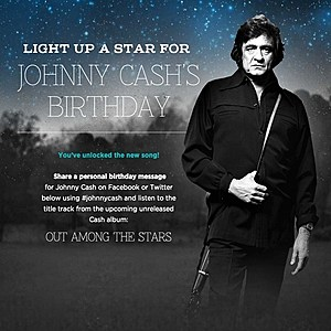 Johnny Cash Birthday