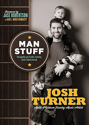 Josh Turner Man Stuff Cover