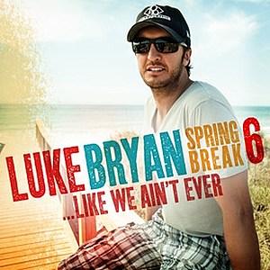 Luke Bryan announces new 'Spring Break' EP!