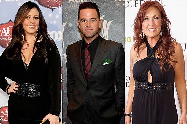 Sara Evans David Nail Jo Dee Messina
