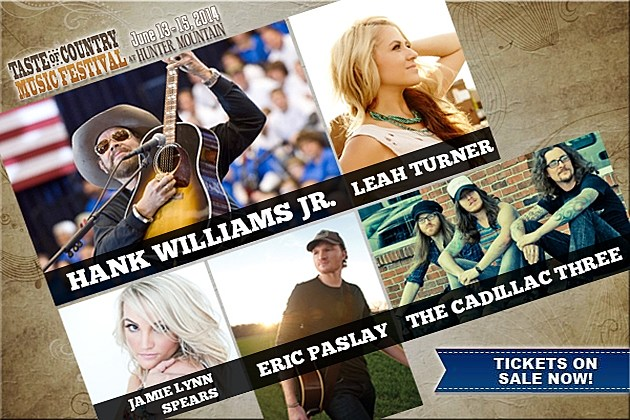 Taste of Country Music Fest New Artists