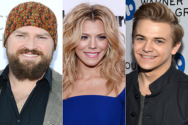 Zac Brown Kimberly Perry Hunter Hayes