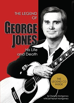 George Jones book cover