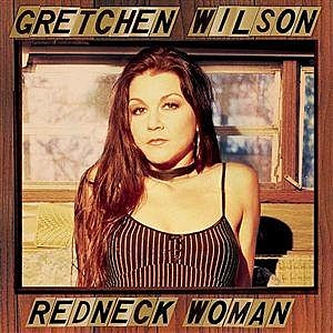 Gretchen Wilson Redneck Woman  Single Cover