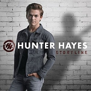 Hunter Hayes Storyline Cover