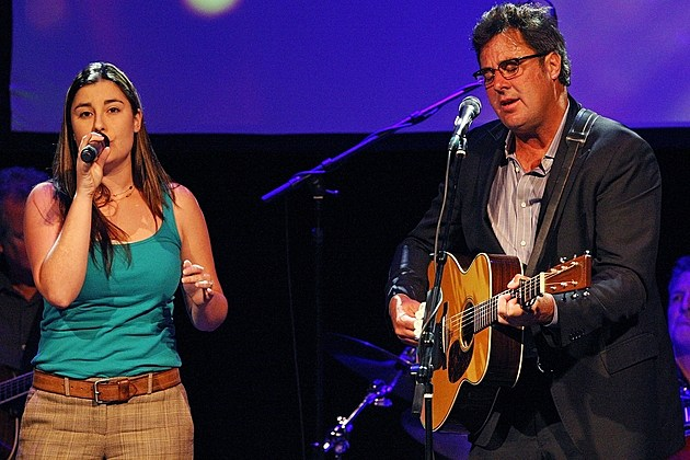 Vince Gill To Become A Grandfather
