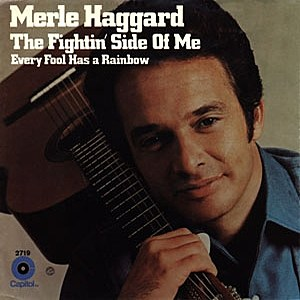 Merle Haggard The Fightin Side of Me Cover