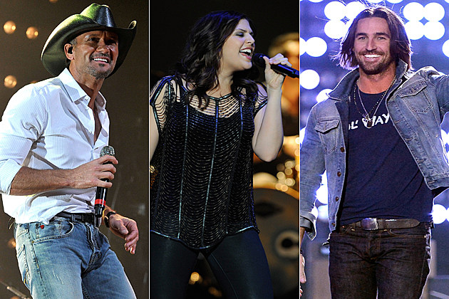 Tim McGraw Hillary Scott Jake Owen