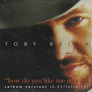 Toby Keith How Do You Like Ne Now cover art