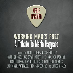 Merle Haggard Tribute Album Cover