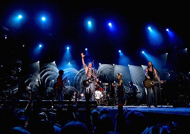 Outnumber Hunger OH Live! Concert