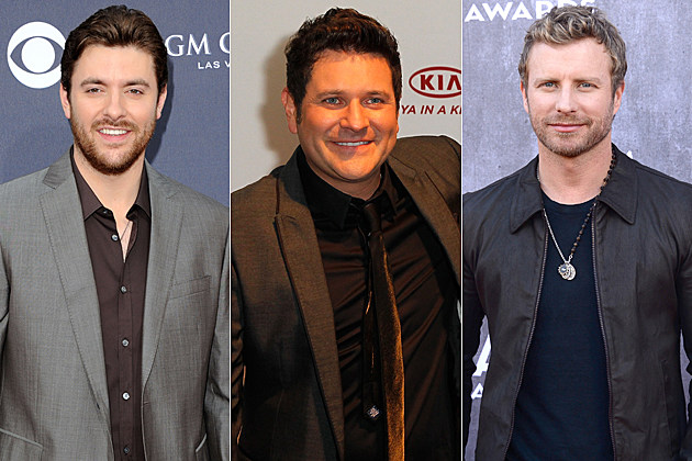 Chris Young Jay deMarcus Dierks Bentley