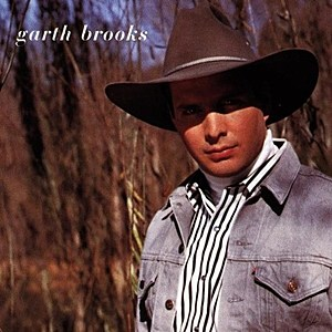 Garth Brooks Garth Brooks album cover