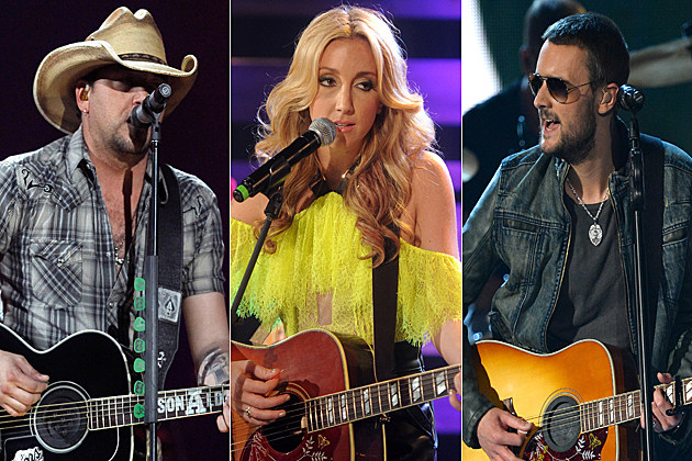Jason Aldean Ashley Monroe Eric Church