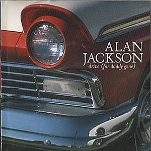 Alan Jackson Drive Single Cover