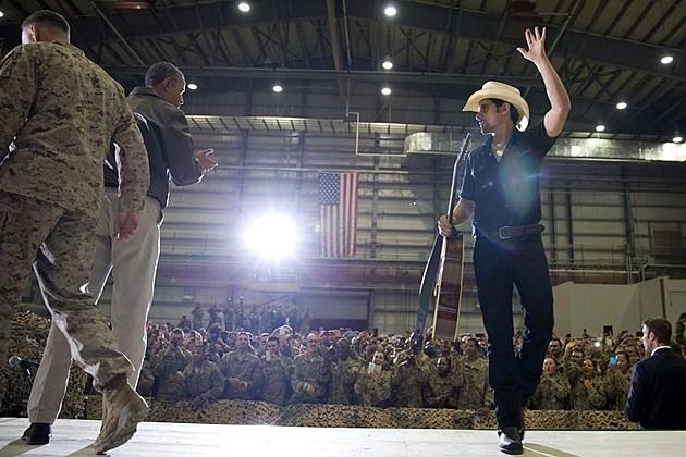 Brad Paisley President Obama