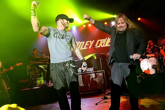 Brantley Gilbert Vince Neil