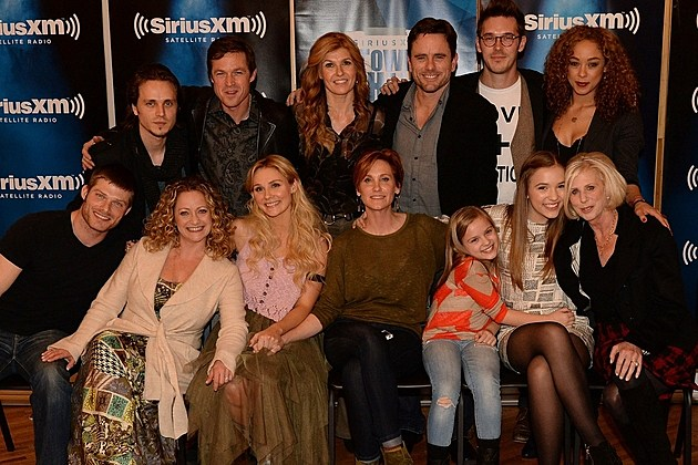 Cast of Nashville