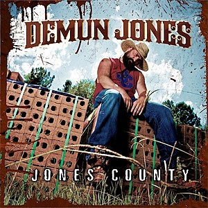 Demun Jones Jones Country Cover