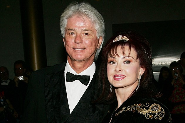 Naomi Judd Larry Strickland wedding