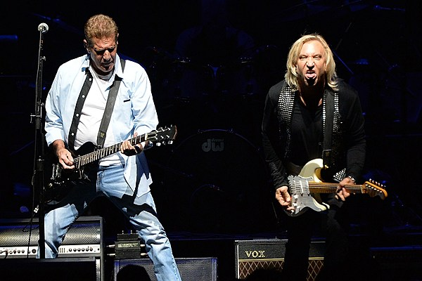 Country Music Memories The Eagles Reunite For A Tour
