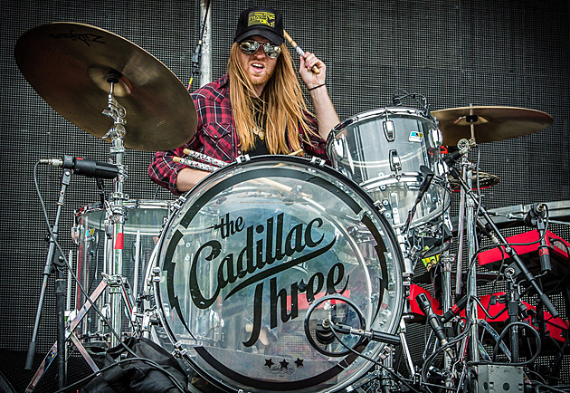 The Cadillac Three Toc Fest 2014