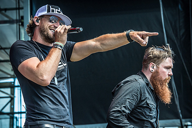 Chase Rice ToC Fest