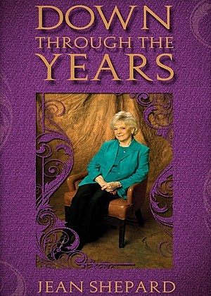Jean Shepard Book Down through the Years