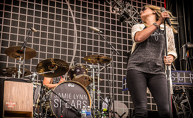Jamie Lynn Spears ToC Fest 2014