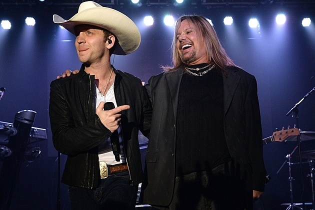 Justin Moore Vince Neil