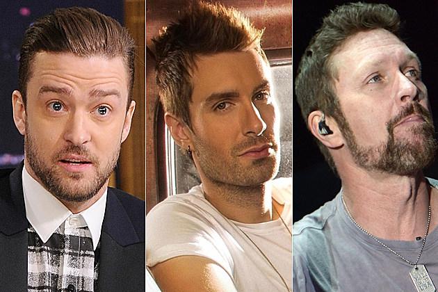Justin Timberlake David Fanning Craig Morgan