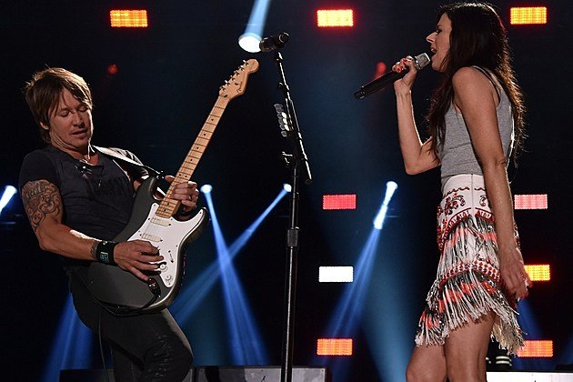 Keith Urban Karen Fairchild