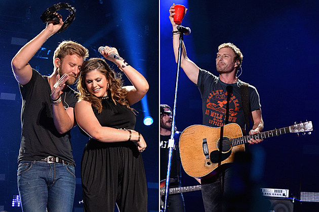 Lady Antebellum Dierks Bentley