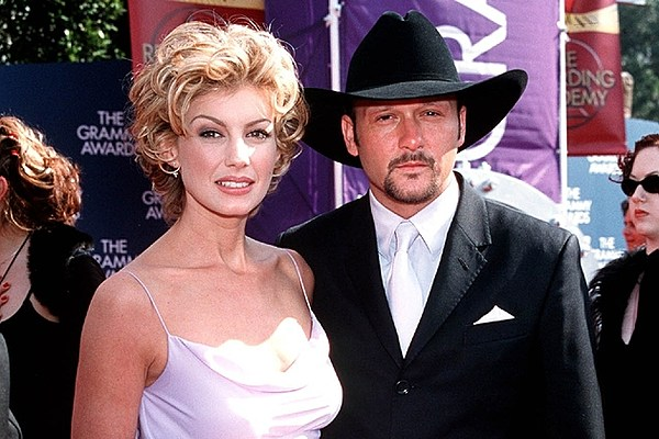 Tim McGraw And Faith Hill Reach No 1 With Its Your Love