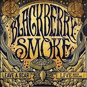 Blackberry Smoke Leave a Scar Cover Art