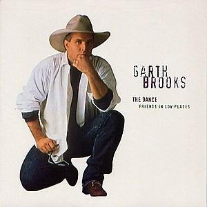 Garth Brooks The Dance Cover Art