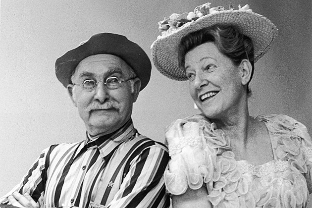 Grandpa Jones Minnie Pearl