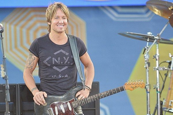 Three Keith Urban Albums Now Available On Vinyl